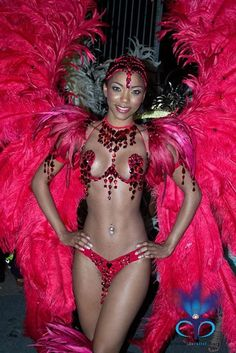 """TRIBE """"Wings of Desire"""" Carnival 2015 – The Saucy Review."""