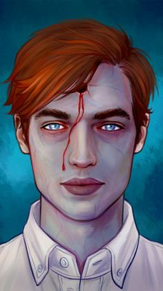 Jason Blossom holy shit sick fan art