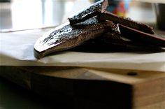 chocolate bar - homemade healthy recipe (no sugar + coconut oil)