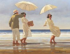 Picnic on the Beach by Jack Vetriani. Veteran I is one of my all time favorites!