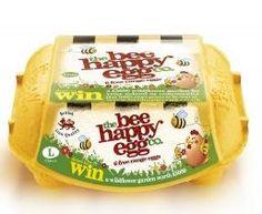 Bee happy eggs!