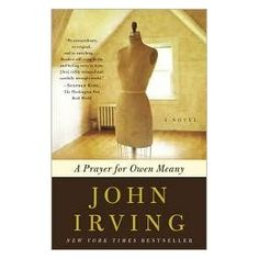 I LOVE John Irving.  He is truly a literary mastermind and, I think, will one day rank with Ernest Hemmingway and Steinbeck as American masters of the writing craft.  A Prayer for Own Meany is no exception.  Skillfully written and unabashadly wry, It's no wonder this is my husband's favorite book.  I'm not finished yet, but it won't take me long!!!