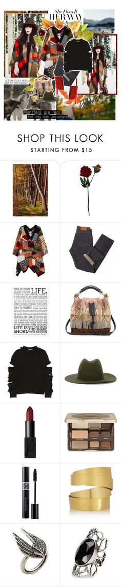 """""""Don't make a shadow of yourself..."""" by thisiswhoireallyam7 ❤ liked on Polyvore featuring Laura Cole, Chloé, Holstee, Christopher Kane, Études, Roberto Cavalli, NARS Cosmetics, Too Faced Cosmetics, Christian Dior and Hervé Van Der Straeten"""