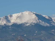 Pikes Peak, Colorado........I would move there in a heart beat if the Husband would go with us:-)
