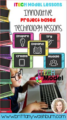 Are you interested in teaching in innovative ways? Do you have the right mindset to revolutionize the way technology tools are used in the classroom? Then you are the perfect fit to learn and use the iTECH Model in your classroom. Computer Lab Lessons, Computer Lab Classroom, Computer Class, Technology Lessons, Teaching Technology, Technology Tools, Educational Technology, Computer Teacher, Business Technology
