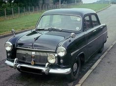 1956 Ford Consul Mk1 70s Cars, Cars Uk, Ford Motor Company, Vintage Cars, Antique Cars, Vintage Auto, Classic Trucks, Classic Cars, Old Lorries