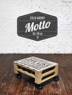 Motto+-+stolik+kawowy+z+palet,+60x80+w+Tailormade.pl+na+DaWanda.com