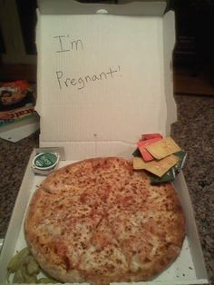 lol lots of happiness in one box. Will you be my Baby's daddy...or is this too cheesy?