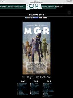 Página Oficial #music #festivals #colombia #rock #musicfestivals