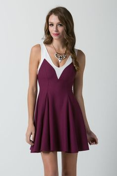 Cranberries and Cream Dress – Leather and Sequins