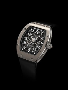 PROFESSIONAL WATCHES: SIHH Preview: Richard Mille RM 67-01 Automatic Extra Flat