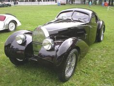 1935 #Bugatti Type 57, we are going to have a #Bugatti in the #Special Olympics #Car Show on Sept. 22nd, 2013.