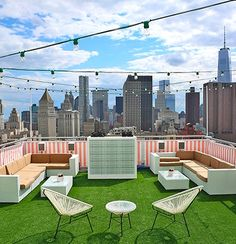 10 NEW places to eat outside in NYC