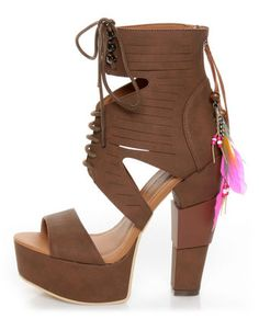 Michael Antonio Studio Thayer Heels
