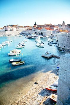 Dubrovnik Croatia // // Croatia travel tips and Croatia Photography for trip planning and inspiration. Croatia Picture Ideas Croatia Pictures Croatia Photos Croatia Pics Croatia Croatia Bucket List Croatia Ideas Croatia Tips Croatia Honeymoon Croatian Places Around The World, The Places Youll Go, Places To Go, Places To Travel, Travel Destinations, Travel Tips, Free Travel, Holiday Destinations, Travel Ideas