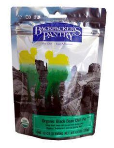 Organic Black Bean Chili Pie from Backpacker's Pantry
