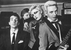 Picture of Siouxsie and the Banshees