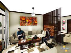 Módulo 1: Sala de estar.