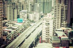 Taipei,  - my dad was stationed here when I was little. i dont think it looked like this though!
