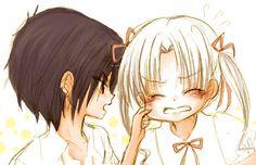 Natsume and Mikan - Gakuen Alice