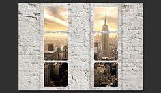 Vlies Fototapete 350x245 cm - 3 Farben zur Auswahl - Top - Tapete - Wandbilder XXL - Wandbild - Bild - Fototapeten - Tapeten - Wandtapete - Wand - Fenster c-A-0066-a-b: Amazon.de: Baumarkt