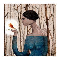 Womeninvolution. Illustration. Sergio Gontz