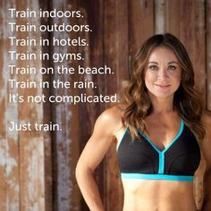 She's human!  She FEELS what we feel and LIVES what we live.  Unlike many fitness gurus, Michelle is human and can relate to everyone