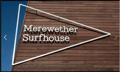 Merewether Surfhouse at Merewether Beach, Newcastle Office Signage, Wayfinding Signage, Signage Design, Australian Interior Design, Interior Design Awards, Environmental Graphic Design, Environmental Graphics, Cafe Sign, Sign Board Design