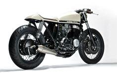 Moto Hangar #15 | Inazuma café racer