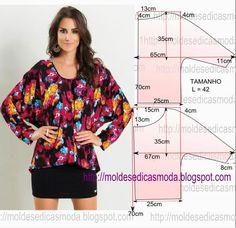 SEQUÊNCIA OPERATÓRIA DE CORTE Corte um retângulo de tecido com a altura e largura que pretende...