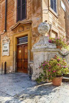 Tea Rooms piazza di Spagna Roma