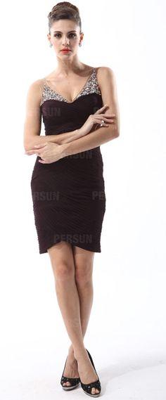 Robe soirée fourreau sexy orné de strass Sexy, Dresses, Fashion, Wiggle Dress, Midnight Blue, Evening Dresses, Boutique Online Shopping, Rhinestones, Dress Ideas