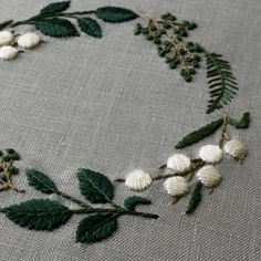 embroidery by yumiko higuchi