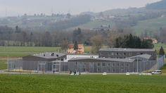 Travaux à la prison pour mineurs de Palézieux