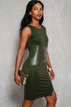 92060825eb Wear this sexy dress and make a statement! Features  stretchy material