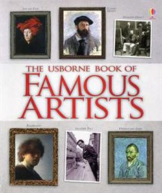 Which famous artists designed a flying machine? Who produced over 900 paintings in only 10 years? Which painter said his most beautiful masterpiece was his garden? Find the answers to these questions, and many more, in this intriguing book celebrating the lives and works of the world's most famous artists.