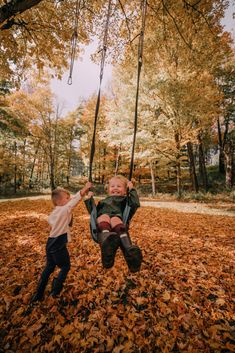 baby aesthetic Barefoot blonde Kids swinging in the fall Cute Kids, Cute Babies, Baby Kids, Baby Baby, Baby Family, Family Life, Blonde Kids, Kids Swing, Barefoot Blonde