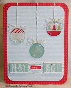 Get Merry & Bright with Lawn Fawn | Epiphany Crafts