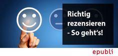 #OnlineMarketing Blogg dein Buch berichtet in unserem Gastbeitrag, worauf es bei einer guten #Rezension ankommt http://blog.epubli.de/vermarkten/tipps-zum-richtigen-rezensieren-von-blogg-dein-buch/