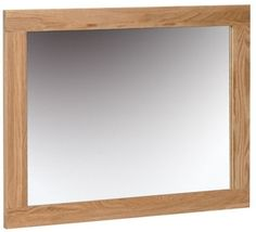Devonshire New Oak Wall Mirror - Small