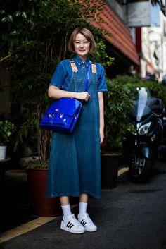 On the street… Yukyung Kim Busan   echeveau