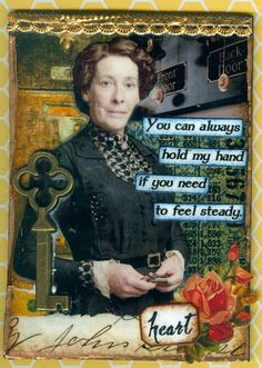 Downton Abbey - Mrs Hughes
