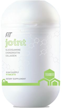 Fit Joint delivers a unique bioactive blend that includes glucosamine, chondroitin, and hydrolyzed collagen, proven in numerous studies to rebuild cartilage while promoting joint health and flexibility.* *These statements have not been evaluated by the Food and Drug Administration. This product is not intended to diagnose, treat, cure, or prevent any disease.