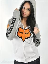 Taking it back to Fox White Moto-X Womens Zip Hoody Country Girl Style, Country Girls, My Style, Country Outfits, Fall Outfits, Pretty Outfits, Cute Outfits, Sweater Outfits, Fox Racing Clothing