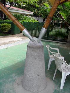 Guadua Bamboo Structure in Nicaragua