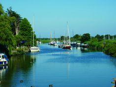 River Frome, Wareham.
