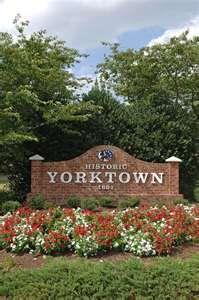 Yorktown VA