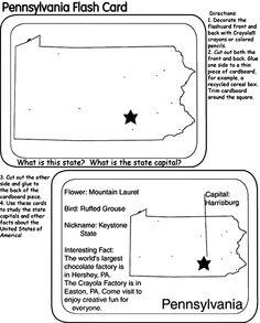 New York flash card  Homeschool stuff  Pinterest  York New