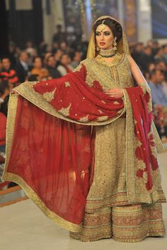 Mehdi Collection at Pantene Bridal Couture Week 2013 Day 3