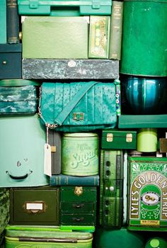 colour of the year 2013 – emerald green